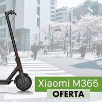 Gracias al cupón PXIAOMI10 de eBay, tienes el patinete superventas de Xiaomi, el Mi M365, por sólo 296,99 euros en eBay