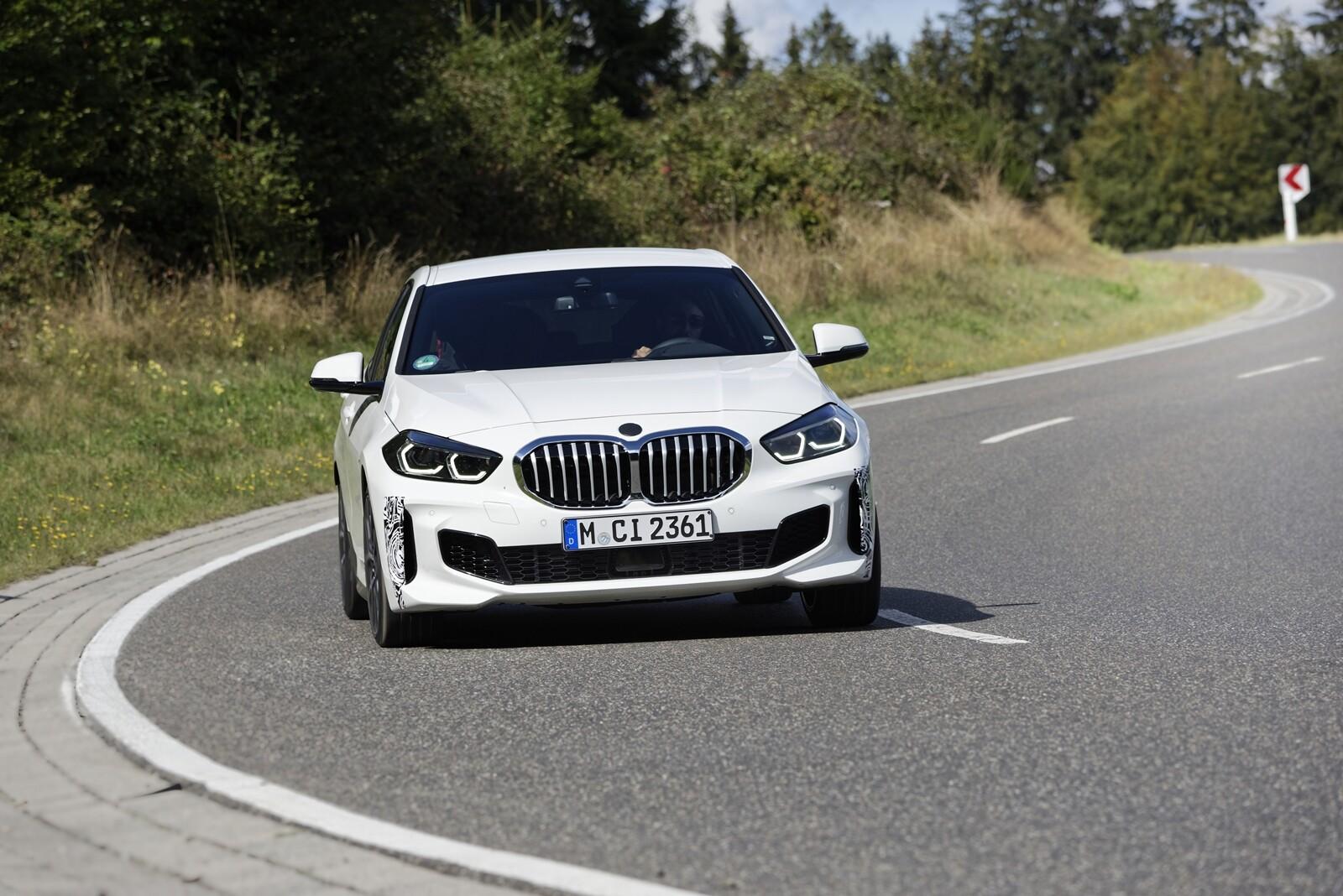Foto de BMW 128ti 2021 (13/21)