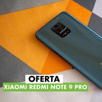 Redmi Note 9 Pro, un smartphone de Xiaomi con una autonomía brutal y NFC, en oferta por 169 euros hoy en MediaMarkt