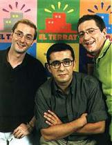 Peta-Zetas en Antena 3