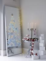 Cinco árboles de Navidad que no ocupan espacio. ¿Cuál te gusta más?