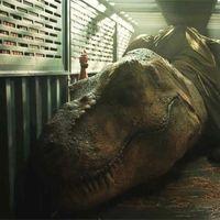 'Jurassic World: El reino caído' también es nº1 en la taquilla de EE.UU. aunque se queda lejos del récord de su predecesora