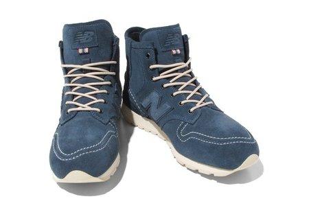 Las nuevas New Balance A 08, las 'engineer boots'