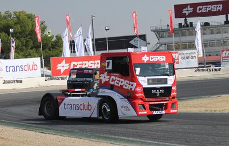 El Circuito del Jarama acogerá dos citas del Campeonato de Europa de Carreras de Camiones