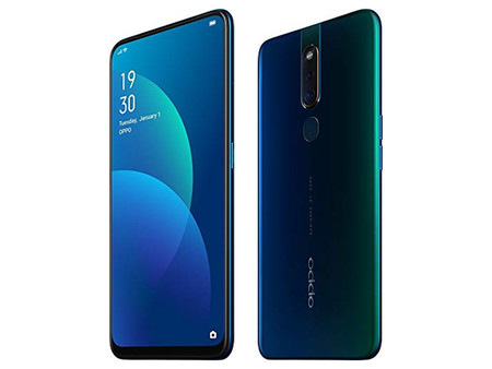 Oppo F11 Pro Lateral