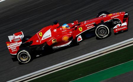 Fernando Alonso termina en una decepcionante sexta posición
