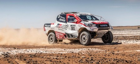 Coma Alonso Dakar 2020