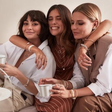 Pandora se viene arriba con su nuevo girl squad: estas tres influencers son imagen de la firma