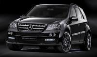 Mercedes Clase M por Brabus