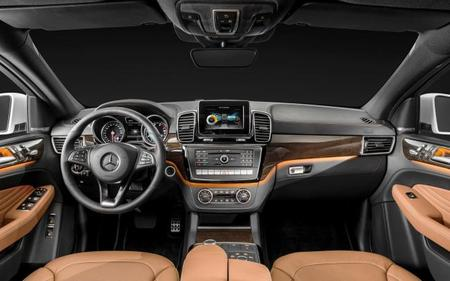 Mercedes Benz Gle Coupe 30
