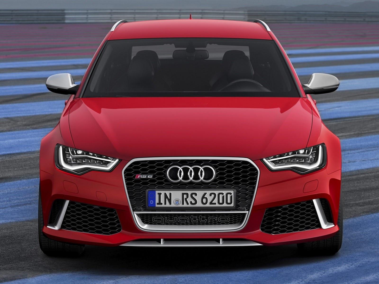 Foto de Audi RS6 Avant 2013 (6/8)