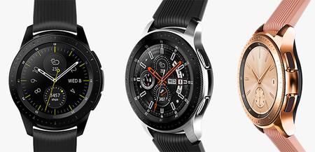 Galaxy Watch Tres Colores