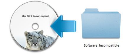 Apple publica una lista de aplicaciones incompatibles con Snow Leopard