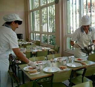 Los comedores escolares y sus normas - Comedores escolares xunta ...