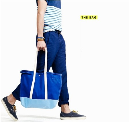 Shopping bag J Crew