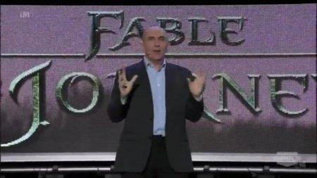 E3 2011: 'Fable: The Journey' para Kinect. Shooter sobre raíles con hechizos de por medio