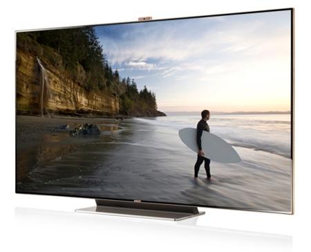 Samsung Smart TV LED ES9000: lujo de 75 pulgadas para tus ojos