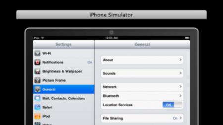 Reveladas características de red del iPad