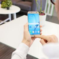 Samsung puede mover sus lectores de huellas a la espalda, o hacerlos redondos, según una patente