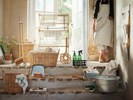 En marzo Ikea lanza Borstad, una coleccción limitada perfecta para limpiar la casa en primavera (y de una forma sostenible)