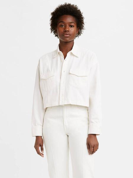 Camisa Levis Blanca