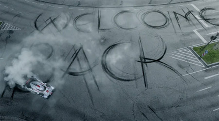 """""""Bienvenidos de vuelta"""" le dice Audi a Porsche"""