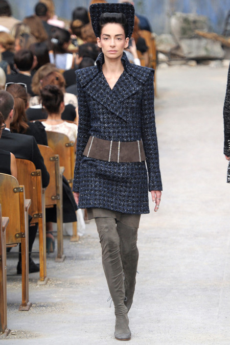 amanda sanchez chanel fall 2013 alta costura