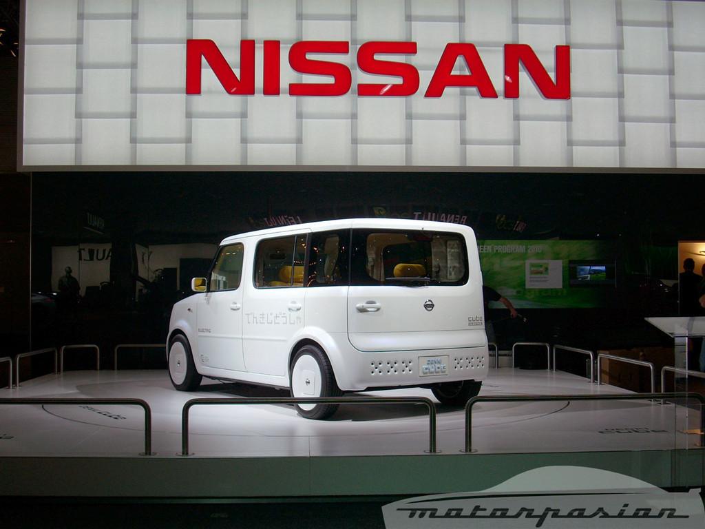 Foto de Nissan en el Salón de Madrid (1/32)