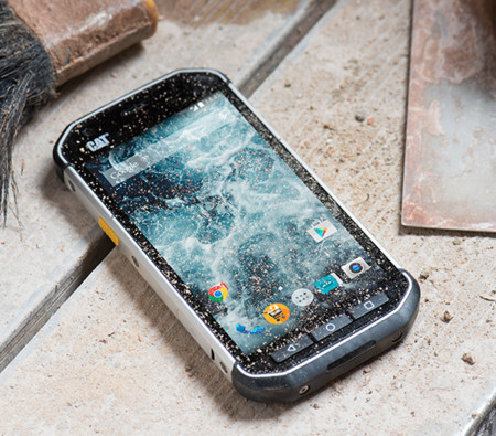 Caterpillar S40, un nuevo smartphone Android que lo aguanta todo