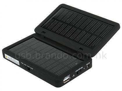 Cargador solar Brando