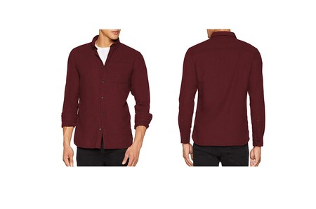 ¿Necesitas una camisa nueva? la Jorchris Shirt LS One Pocket de Jack & Jones está disponible desde 11,01 euros en Amazon
