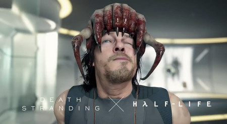 Death Stranding - Half Life