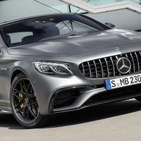 Mercedes-AMG S63 Yellow Night Edition, una versión especial con límite de tiempo