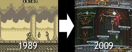 'Castlevania: The Adventure ReBirth' confirmado para WiiWare