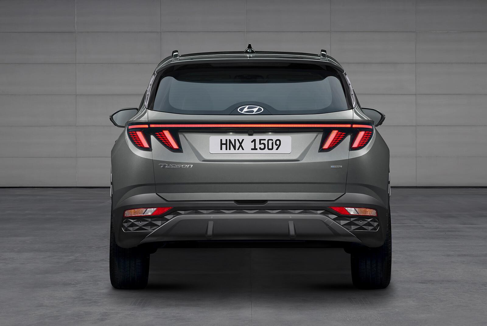 Foto de Hyundai Tucson 2022 (6/20)