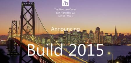 Microsoft anuncia fechas para su próximo BUILD 2015