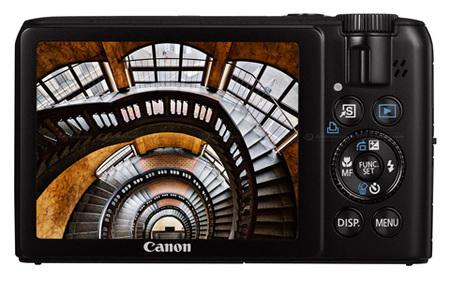 Canon Powershot G90 back