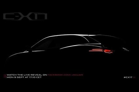 Y este es el primer teaser del SUV de Jaguar