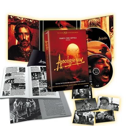 Bluray de Apocalypse Now con sus