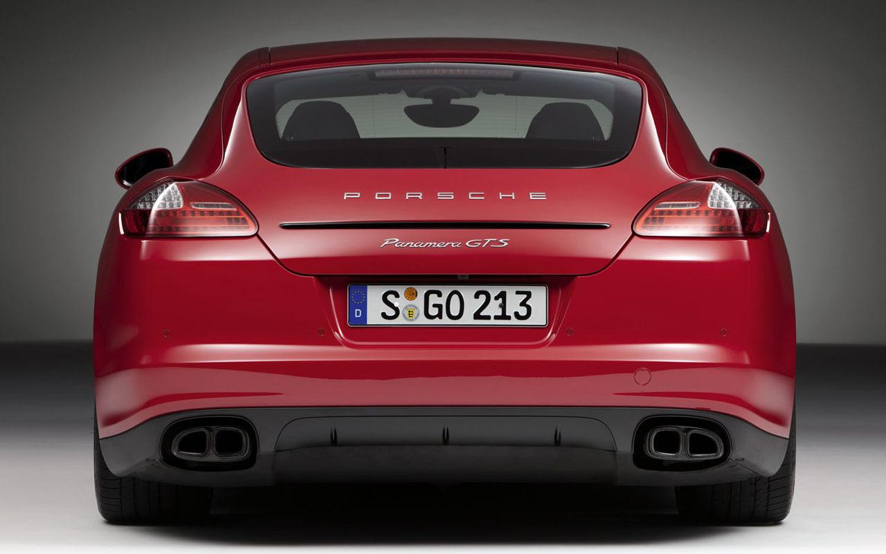 Foto de Porsche Panamera GTS (6/8)