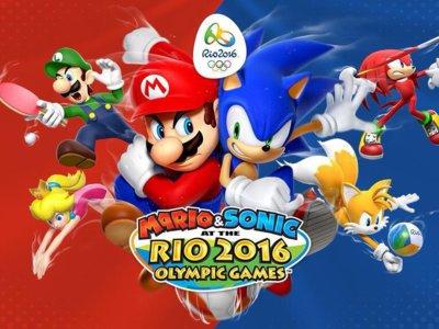 Mario & Sonic en los Juegos Olímpicos de Río 2016: sus modos de juego, amiibo y más novedades
