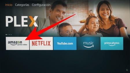 Prime Video En Fire Tv