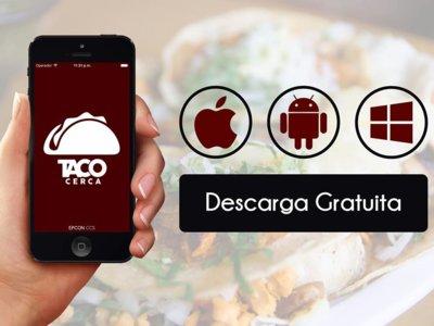 TacoCerca, la app prometida para encontrar los tacos más cercanos