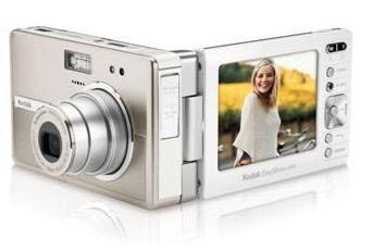 Kodak Easyshare-One, cámara de fotos con WiFi