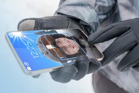 El sensor de huellas bajo la pantalla hace parte de un smartphone que ya está en desarrollo