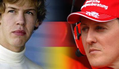 Schumacher y Vettel formarán el equipo alemán para la Race of Champions