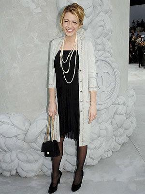 Foto de famosas alta costura paris 2008 (10/11)