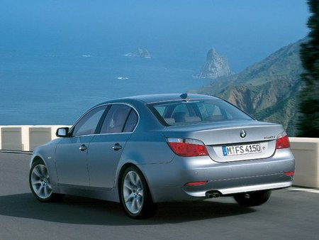 BMW Serie 5 (2003)