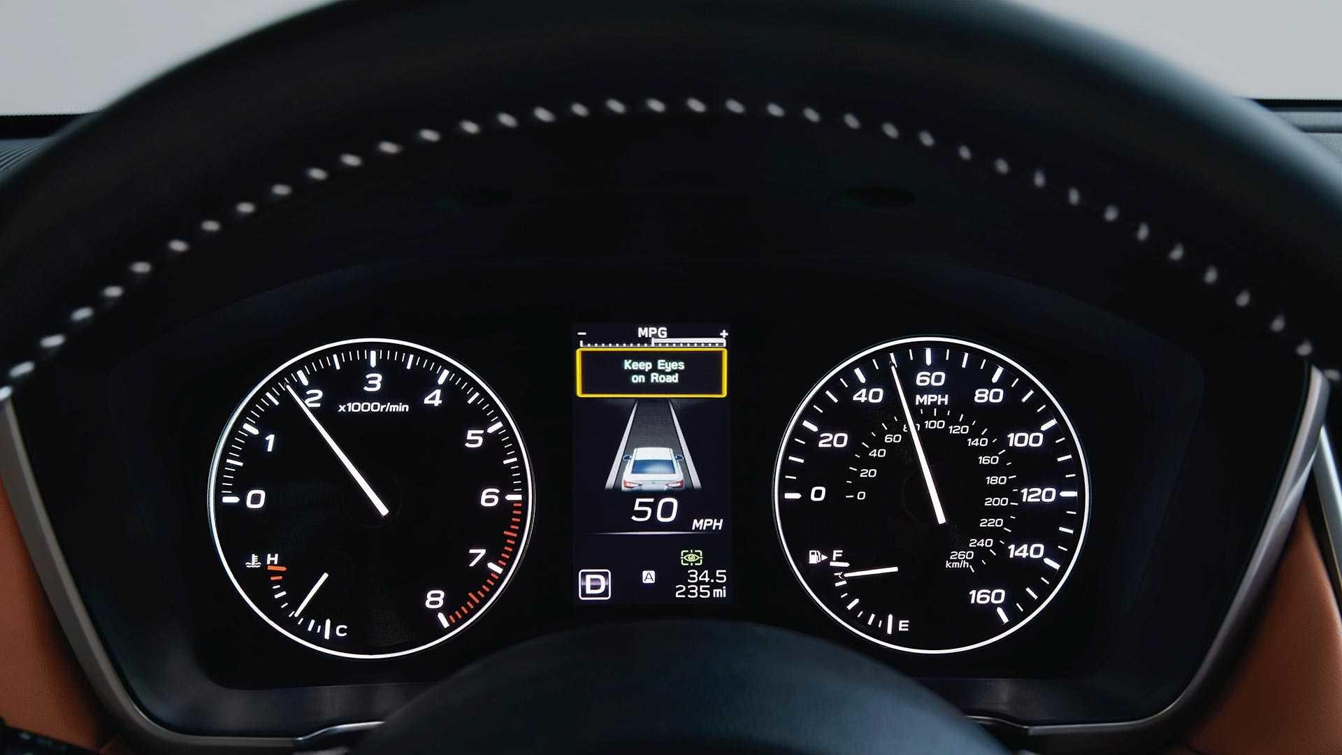 Foto de 2020 Subaru Legacy Sedan (7/14)