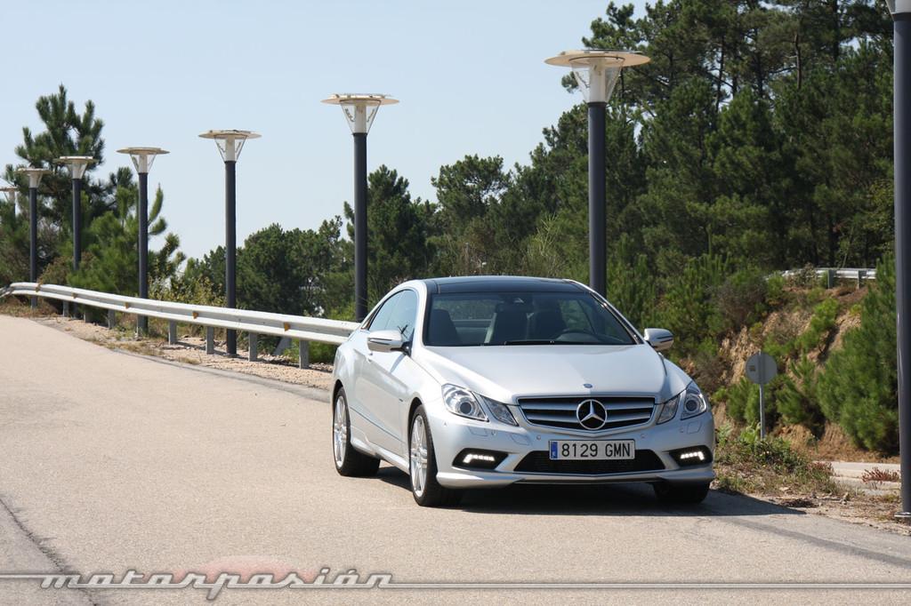 Foto de Mercedes E Coupé 350 CDI (prueba) (1/25)